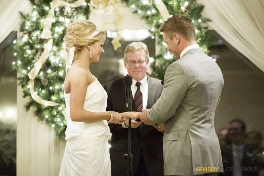 PAST WEDDINGS: ASHLEE & BRANDON/ WINTER 2012