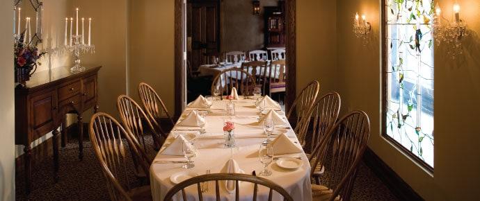 Dining | Nicollet Island Inn