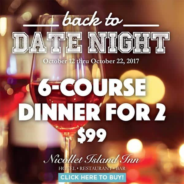 Nicollet Island Inn Date Night